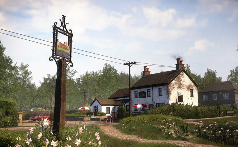 Tiny Apocalypses: An Interview with Dan Pinchbeck, Creative Director of 'Everybody's Gone to the Rapture'