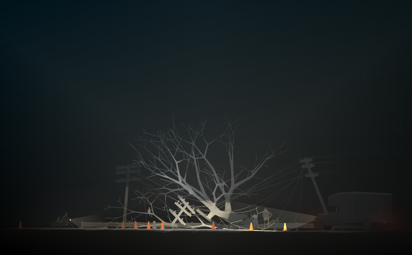 Polygon Feature – Kentucky Route Zero